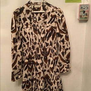 ULLA JOHNSON Ismaya Popplin Dress